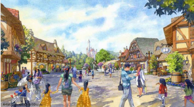 [Tokyo Disneyland] Nouvelles attractions à Toontown, Fantasyland et Tomorrowland (15 avril 2020)  - Page 2 293717w452