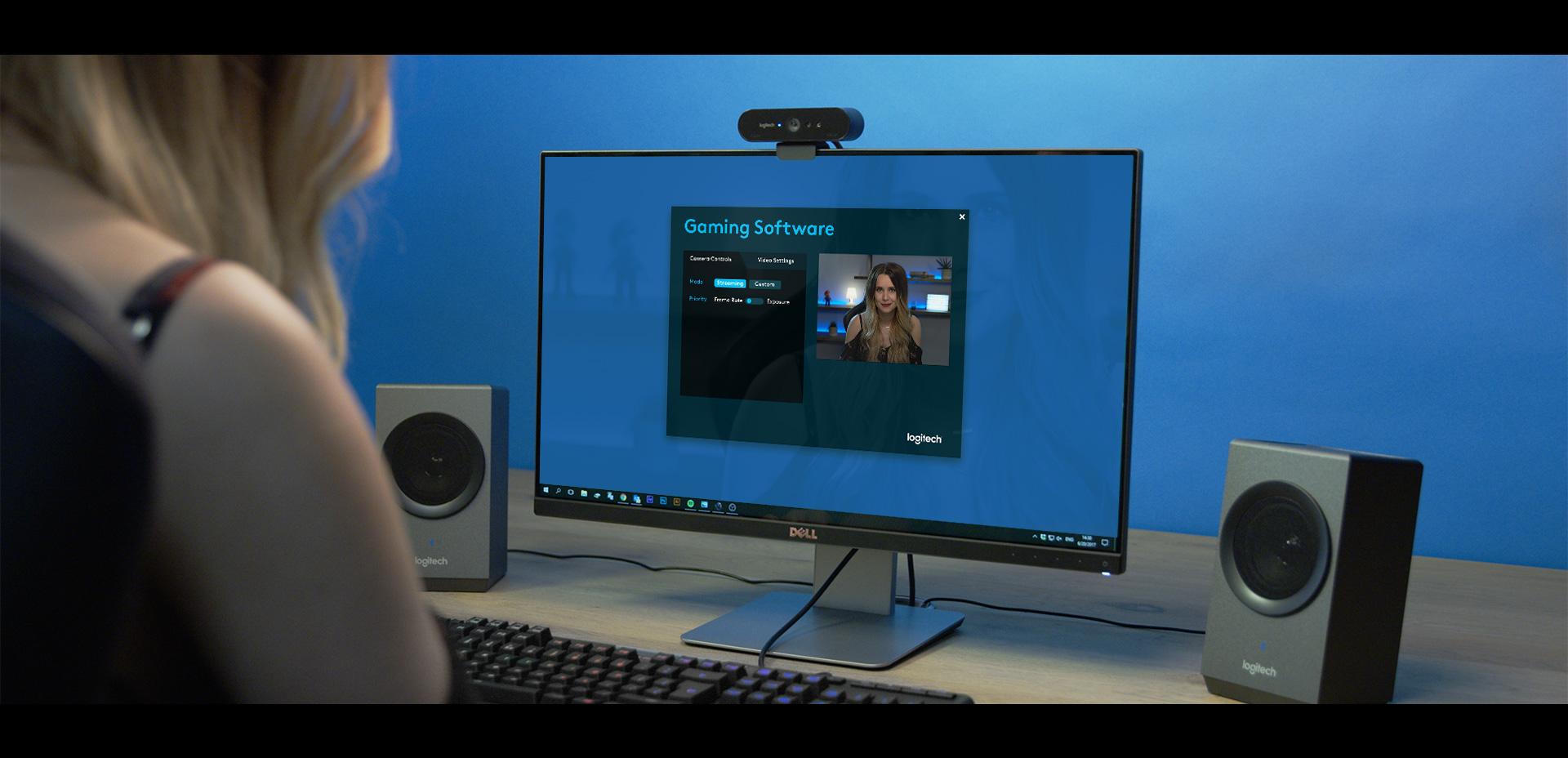 Logitech présente la caméra Logitech BRIO 4K STREAM EDITION ! 295743Brio4KStreamingFeature3EMEA