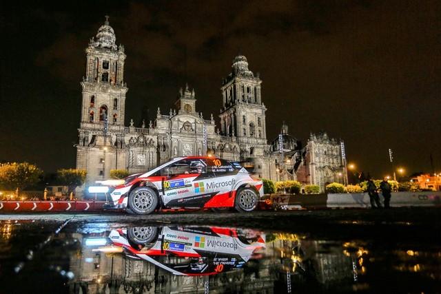Les Équipages Toyota Gazoo Racing Marquent Des Points Au Mexique 296661car10latvalaanttila2