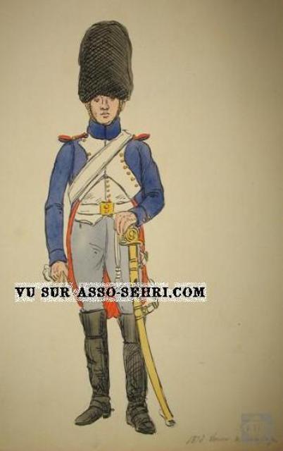 grenadiers à cheval de la Garde 297159ico1142JPG