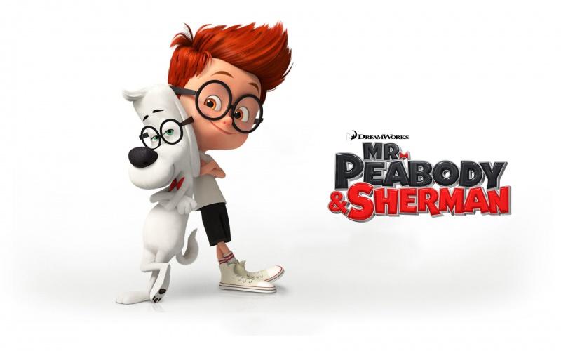 M. Peabody et Sherman - Les Voyages dans le Temps [20th Century - 2014] 298628mrpeabody1