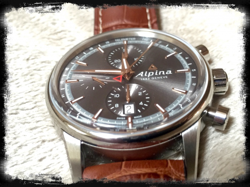 Alpina - Mon samedi à Pithiviers ! Alpina Alpiner Chronograph inside ! - Page 2 299157image708