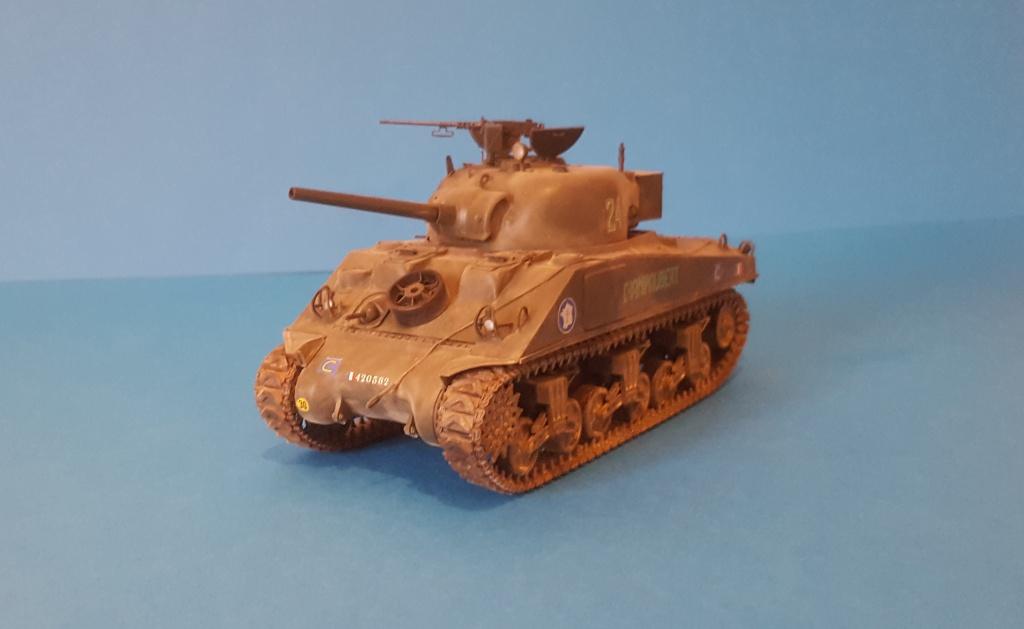 Sherman 1/35ème  Asuka models 29977220170317172438
