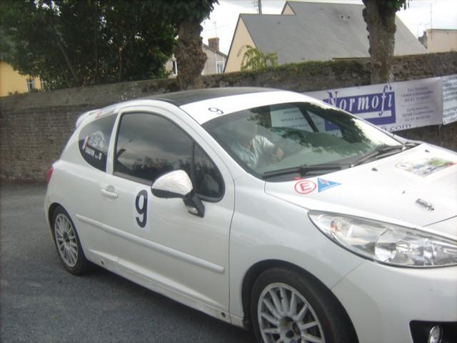 32è Rallye Tessy sur Vire Gouvets 2013 (vérifications techniques)  299941Aug3121