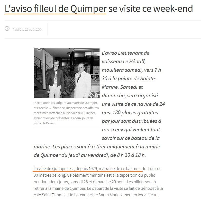 LIEUTENANT DE VAISSEAU LE HENAFF (AVISO) - Page 6 30060118VM