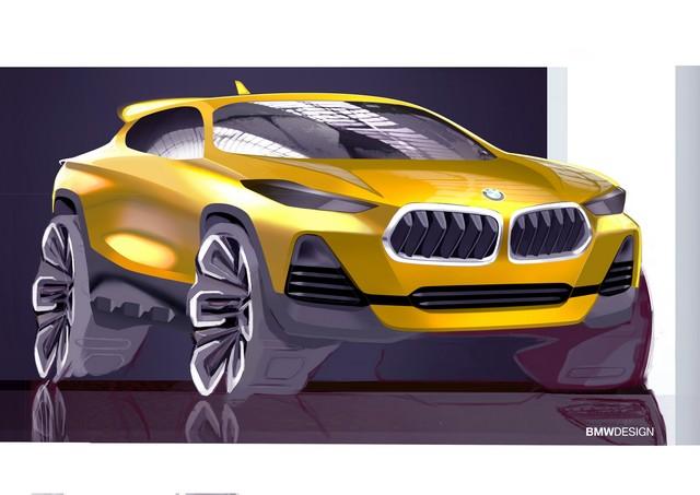 La nouvelle BMW X2 Silhouette élégante, dynamique exceptionnelle 300641P90281590highResthebrandnewbmwx2