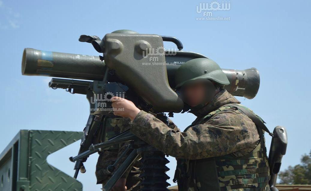 Armée Tunisienne / Tunisian Armed Forces / القوات المسلحة التونسية - Page 10 3010441