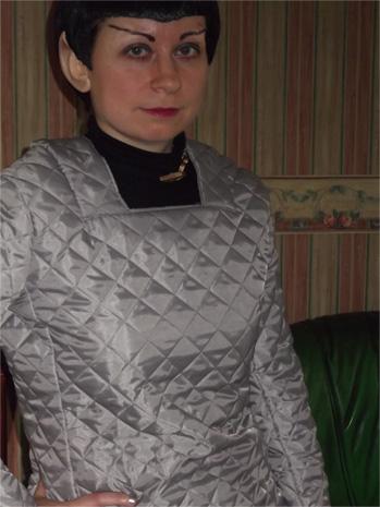 Costume de Romulienne (24 ème siècle) 3015101009