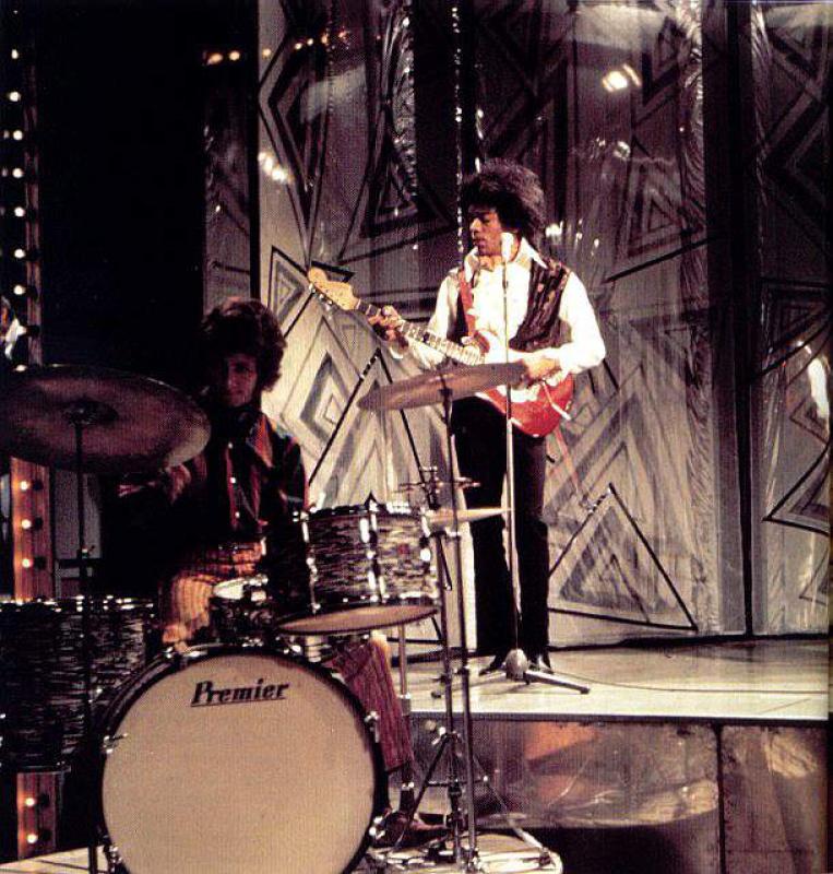 Londres - Top Of The Pops pour la BBC : 30 mars 1967 30181219670330TopOfThePop01