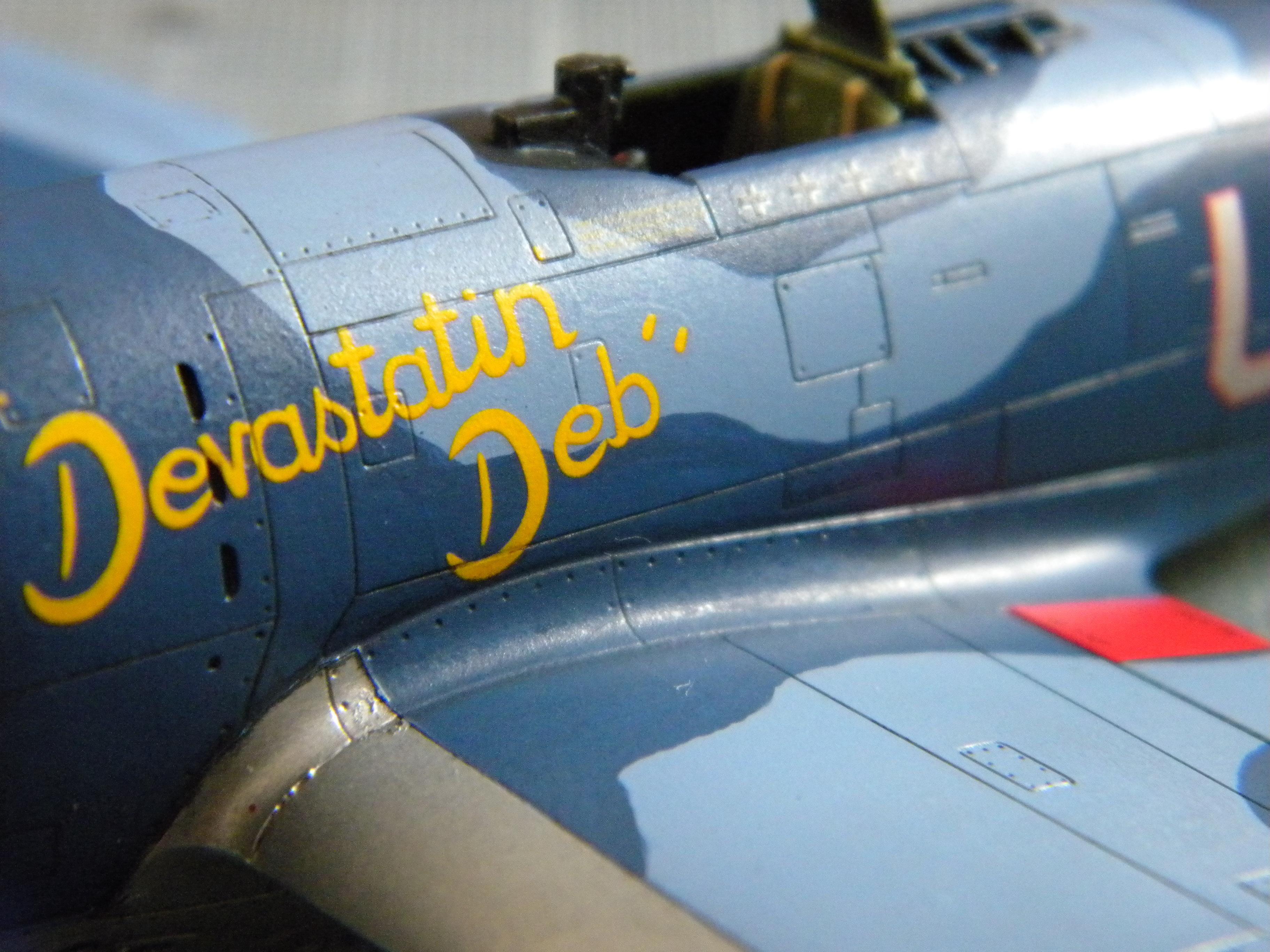[Revell] P-47M Thunderbolt 302766DSCN9388