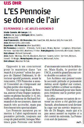 AC ARLES-AVIGNON B // CFA2  MEDITERRANEE GROUPE E  - Page 31 303147315C