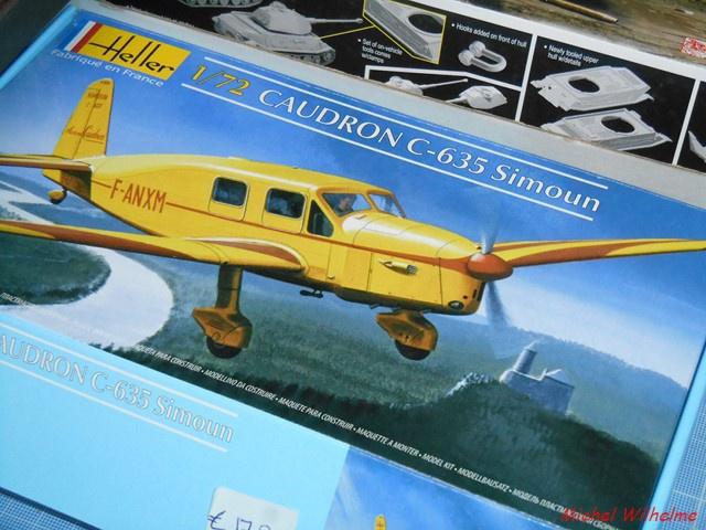 CAUDRON Simoun kit heller 1/72 303371DSCN9470Copier