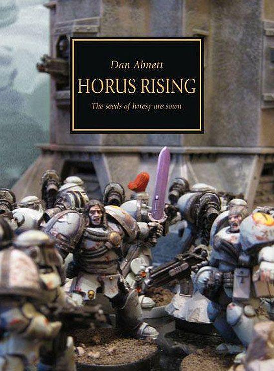 L'Ascension d'Horus de Dan Abnett, l'Hérésie d'Horus Tome 1 305145HorusRising