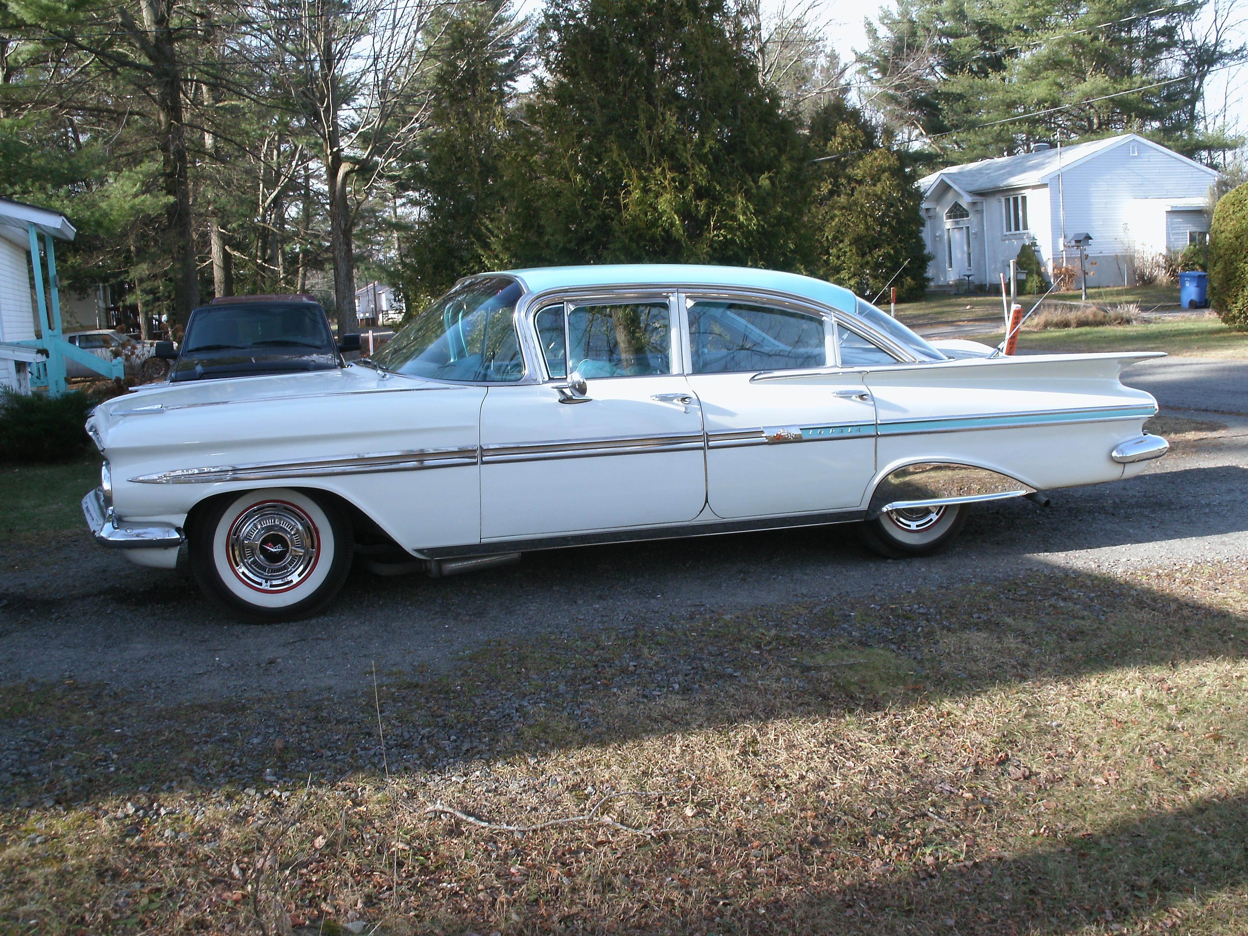 chevrolet impala 1959 a vendre 305553chevroletimpala1959003