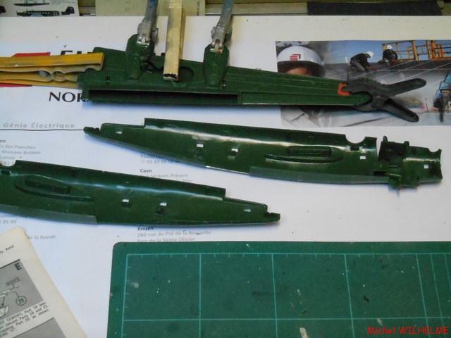 B24.D LIBERATOR kit 1/72 Revell 305821DSCN8475Copier