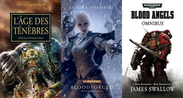 Programme des publications Black Library France de janvier à décembre 2012 307215fvrier2012