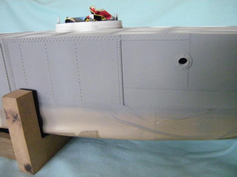 Russian gunboat Bk 1124 au 1/20e sur plan  - Page 4 3074301004276