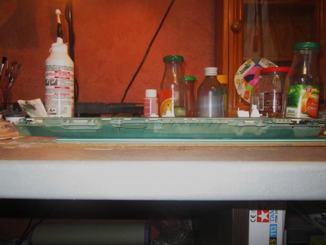 Réaliser une peinture fatigué.  -> Zuikaku 1/700 307473IMG0544