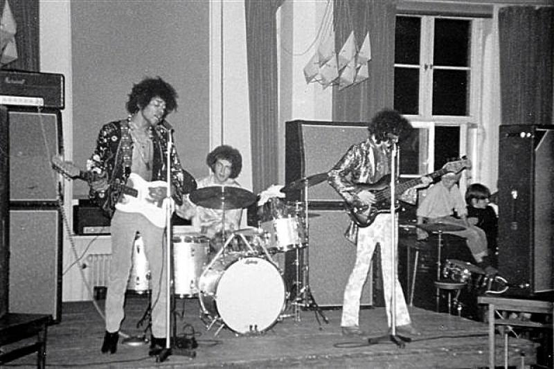 Lund (Stora Salen) : 10 septembre 1967 [Premier concert] 31020019670910Lund