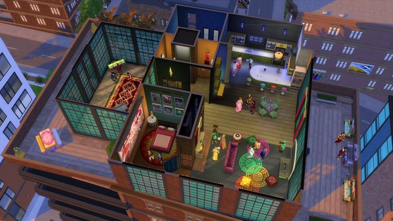Les Sims 4 Vie Citadine [3 Novembre 2016] - Page 5 310969151