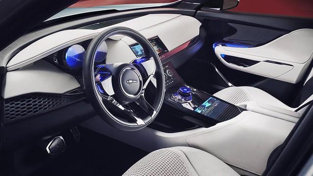 Jaguar C-X17 Concept Sport Crossover dévoilé au Dubaï Motor Show  311318jaguarcx17conceptdubaimotorshow5