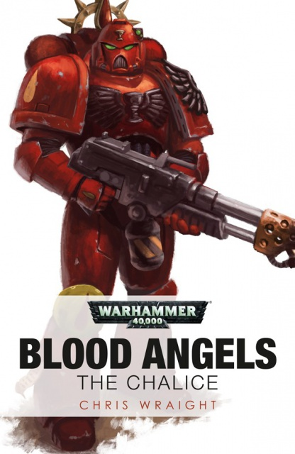 Black Library Advent Calendar 2014 311343TheChalice