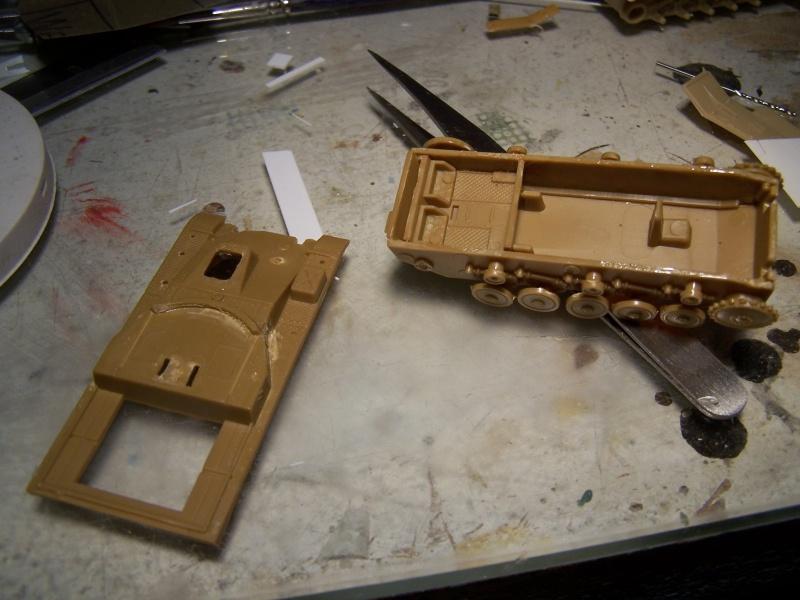 Sdkfz 124 Wespe Normandie 06.44 3122001005707