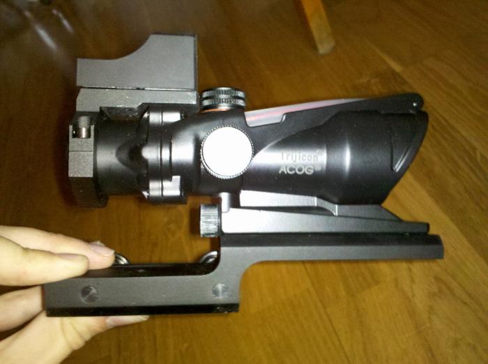 Review L85 [ SA80 ] acog mount ( z mount Hornbill ) 312560IMG20110427185848