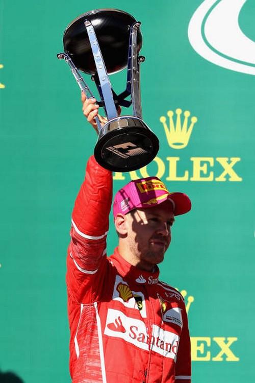 F1 GP des États-Unis 2017 : victoire Lewis Hamilton, titre constructeur pour Mercedes 315710865147546
