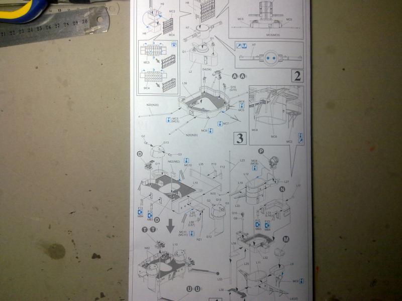 DKM Scharnhorst de  Dragon 1/350° - Page 2 31598515102010827