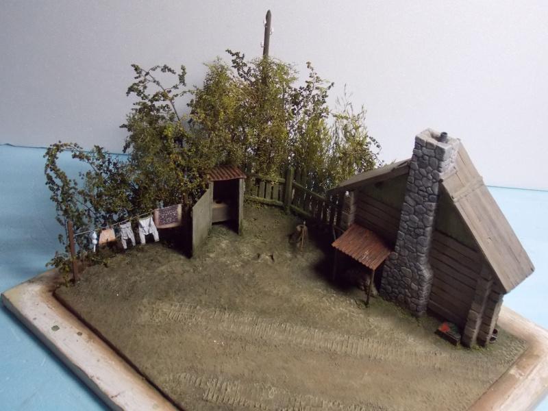 TIGRE S33  avant la bataille de Koursk juillet 43 (Dragon 1/35 dio DIODUMP) - Page 3 316349DSCN4600