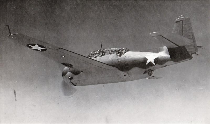 GRUMMAN AF-2 GUARDIAN  316801GrummanAvenger