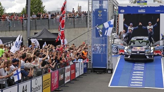 Rallye de Finlande : Deuxième place pour Latvala, triplé Volkswagen au classement provisoire du championnat pilotes  316927886x498pxvw201607310114
