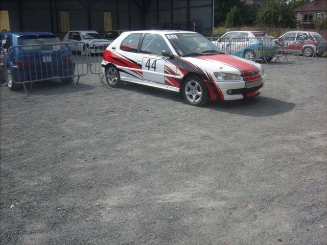 32è Rallye Tessy sur Vire Gouvets 2013 (vérifications techniques)  317162Aug3109