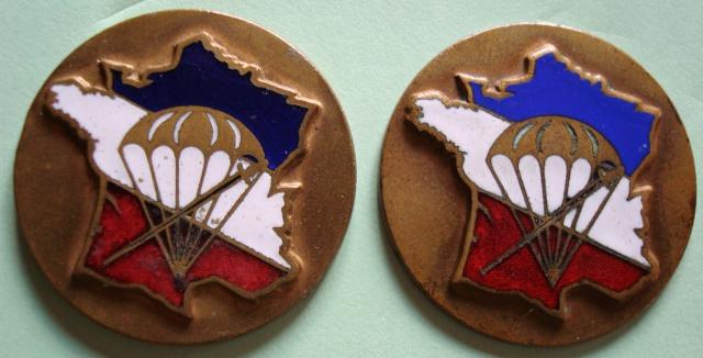 LES INSIGNES DU BATAILLON DE CHOC 1943/1963. 317540N4insignes674344