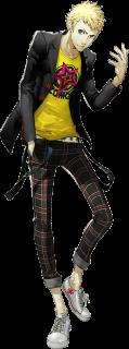 Persona 5 (PS3/PS4 - Anime) 317926RyujiSakamoto