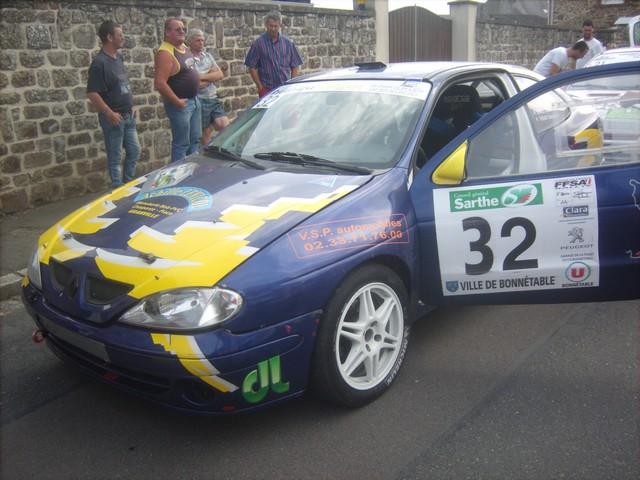 32è Rallye Tessy sur Vire Gouvets 2013 (vérifications techniques)  317935Aug3113