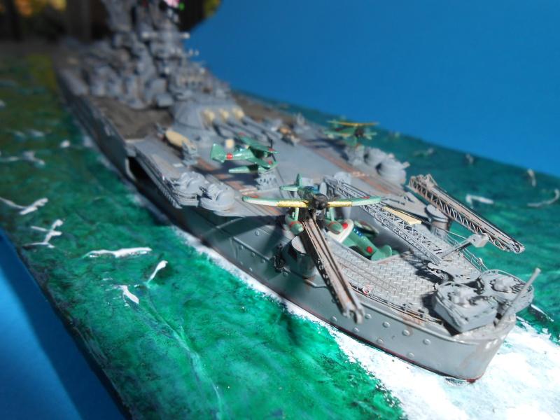 Yamato 1/700 Version 5 Avril 1945 318079DSCN6397