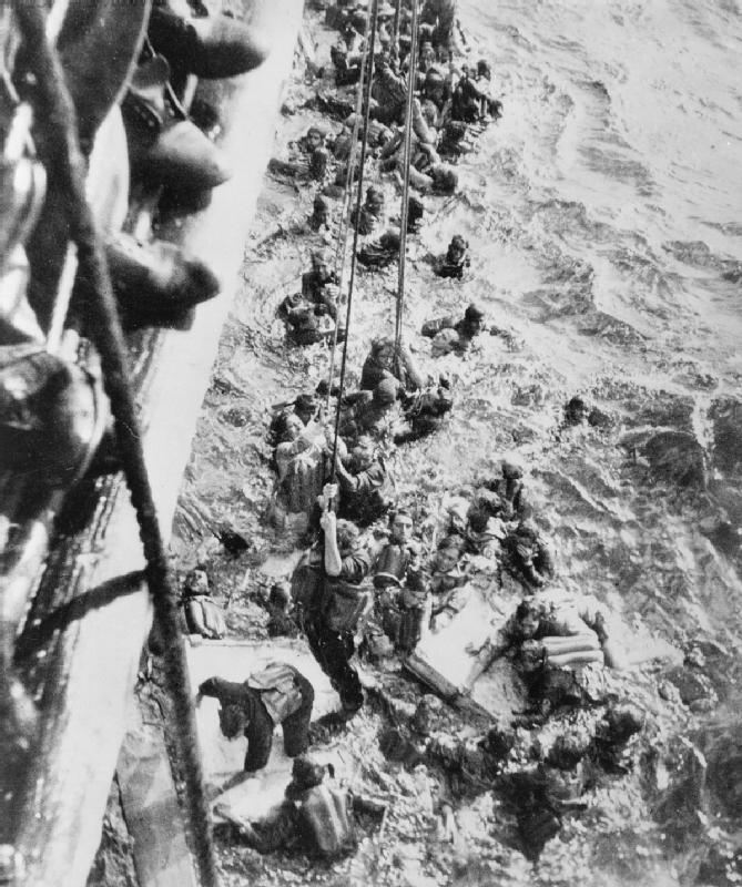 LFC : 16 Juin 1940, un autre destin pour la France (Inspiré de la FTL) 319259HMSDorsetshireBismarcksurvivors
