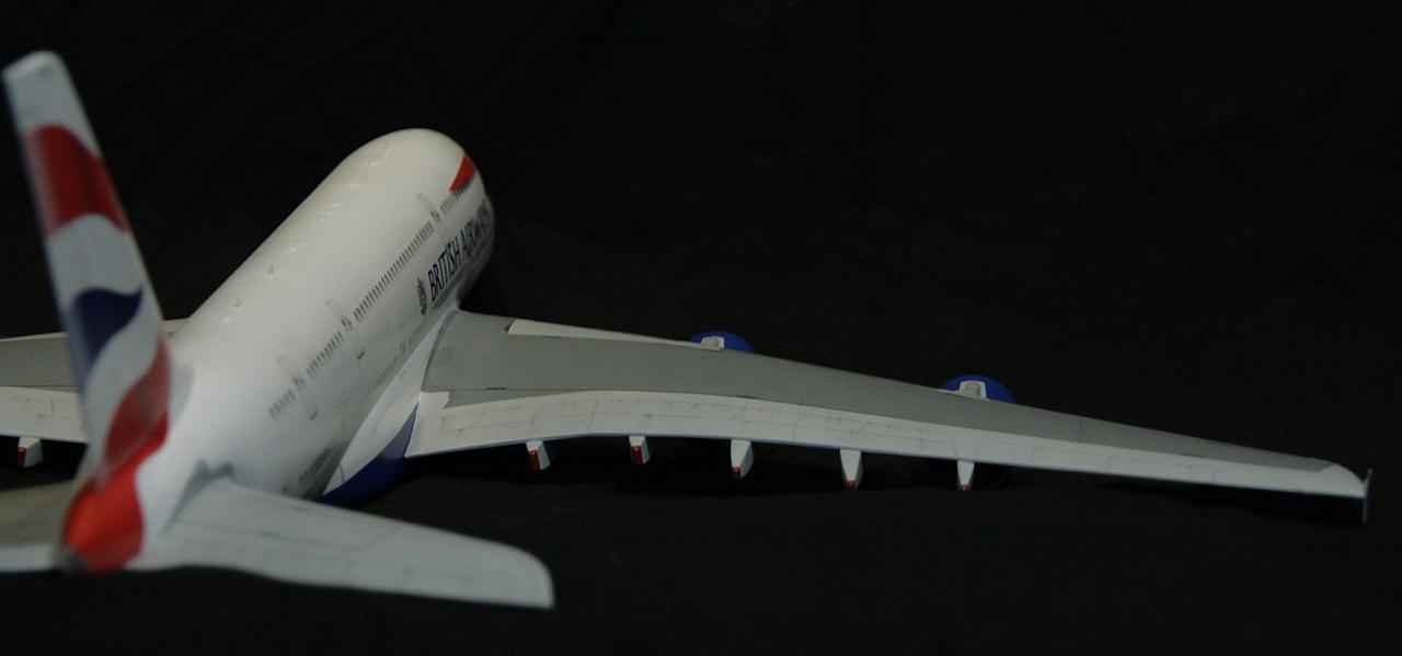 A380-800 British Airways Revell.1/144° 321545MG0702