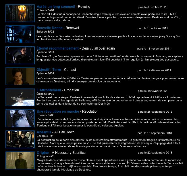 Stargate Universe : Ultimate 321923Capturedcran20130917164724