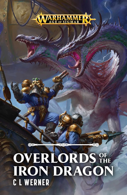 Overlords of the Iron Dragon de CL Werner 32243081HyFZXtzML
