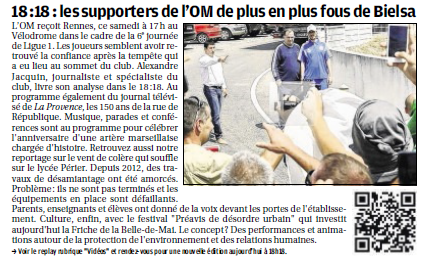 SUPPORTERS ...ALLEZ L'OM - Page 5 322582198a