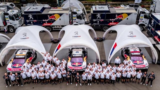 Peugeot dans les starting-blocks pour le Silk Way Rally ! 32330535587432402eeb21f4c17