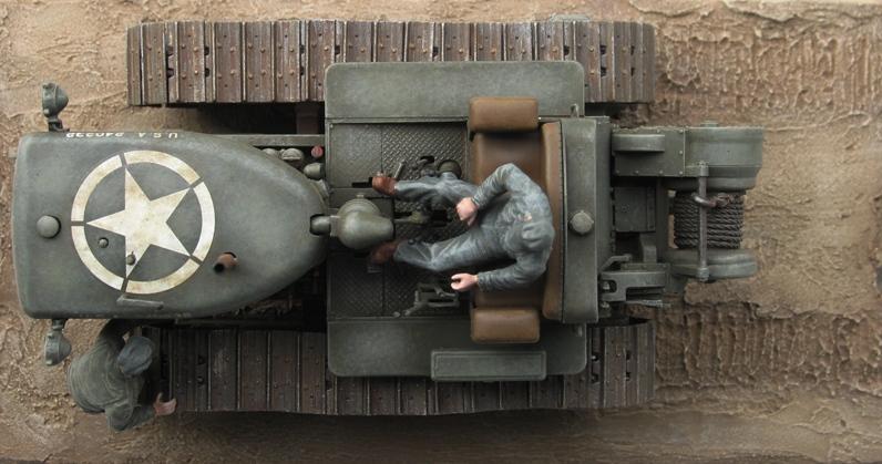 Tracteur US D7  Miniart 1/35  ref 35225 323328IMG0019