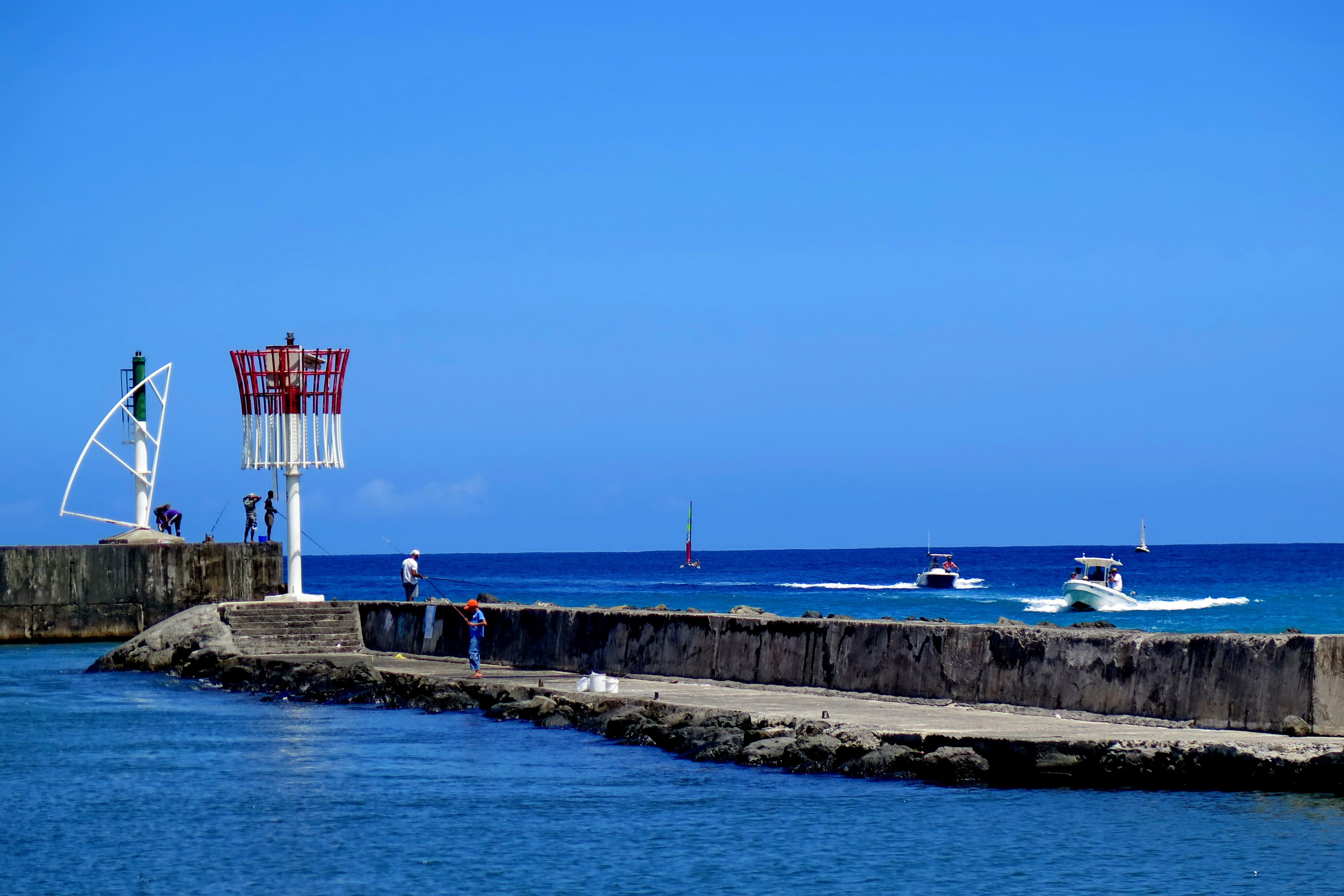[Vie des ports] Les ports de la Réunion 323555marchsaintpaulstgilles171