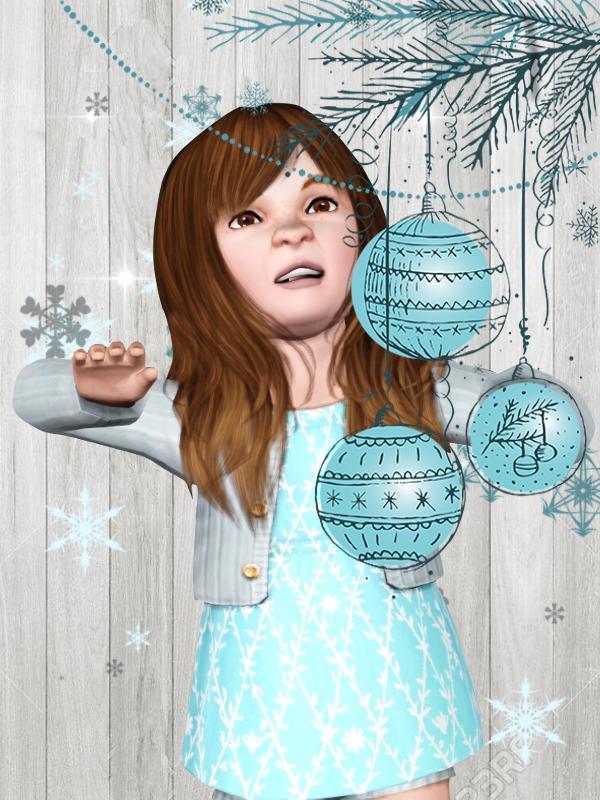 [Noël 2016] Le kit avatar 324161simsartistsnoel2016
