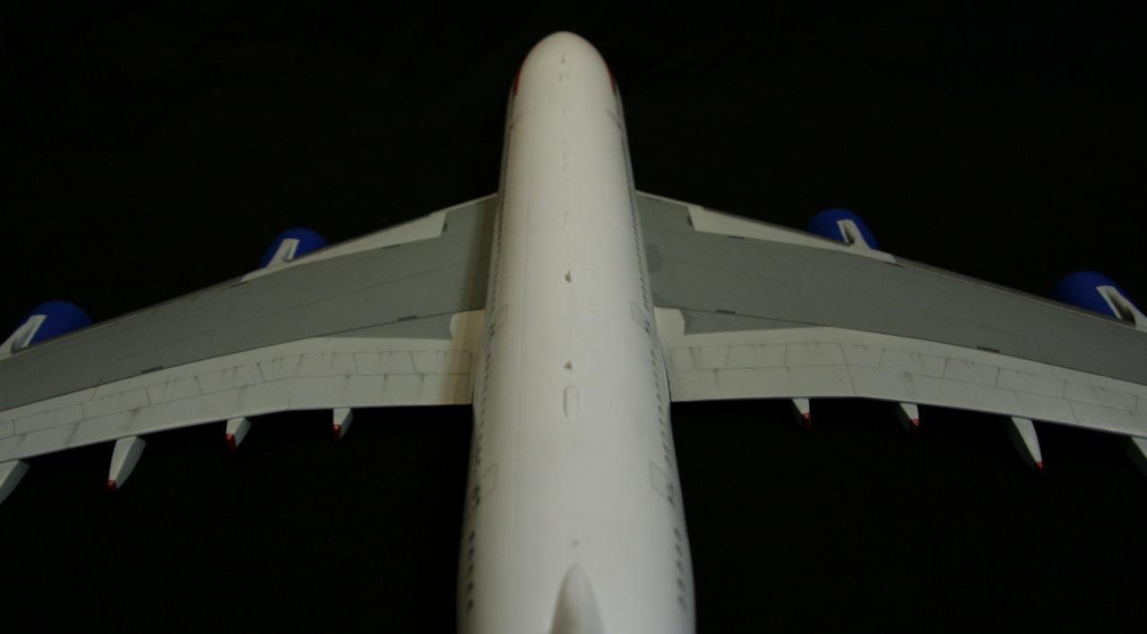 A380-800 British Airways Revell.1/144° 324756MG0707