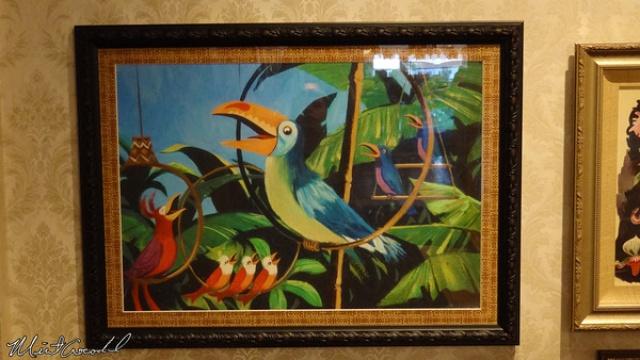 [Disneyland Park] The Disney Gallery - Exposition Tiki, Tiki, Tiki Realms, Celebrating 50 Years of Enchantment 325117t21