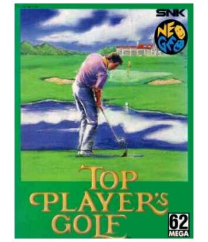 Les boîtes cartons AES Jap  325423TopPlayersGolfNEO1Sell